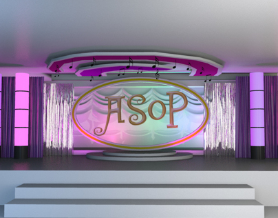 ASOP Division Stage Design