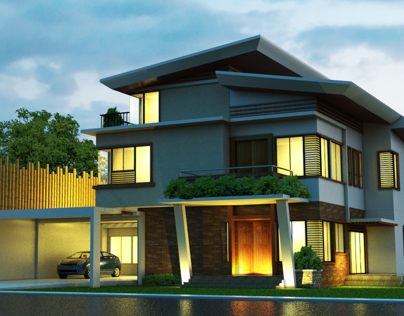 Sumague Residence Revised