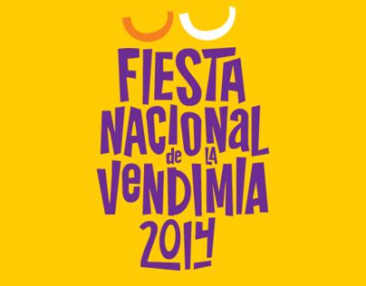 FIesta Nacional de la Vendimia 2014