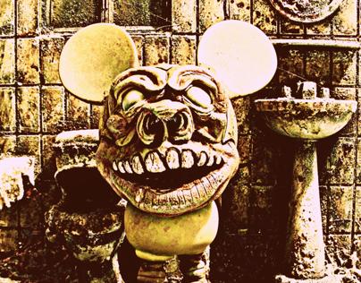 Swamp Ghoul Mickey (Play Imaginative DIY Mickey Custom)