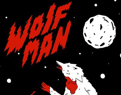 WOLF MAN - ISSUE 1