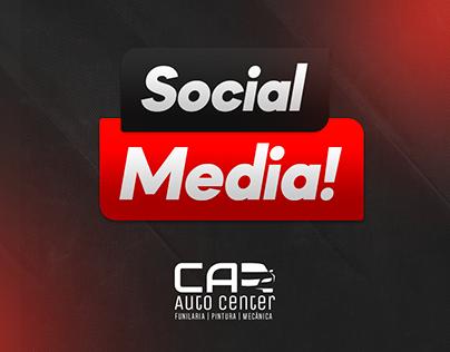 SOCIAL MEDIA | CAR AUTO CENTER