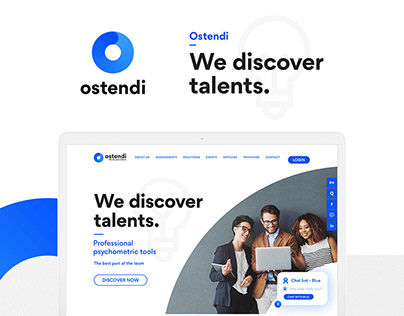 Ostendi - We Discover talents
