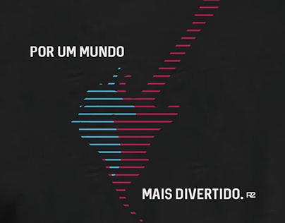 R2 Produções no Rock In Rio ( Camisetas e Kit )