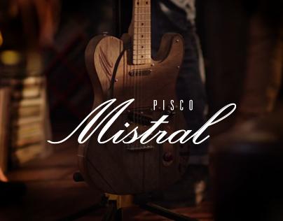 Campaña - #GuitarraMistral - Pisco Mistral