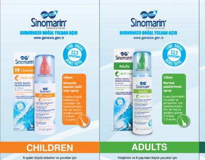 Sinomarin prescription Design