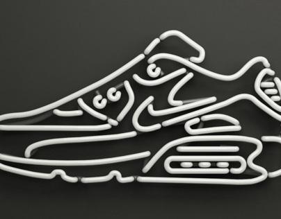 Nike / Sejamax / Neon