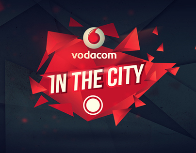 Vodacom - In The City 2013