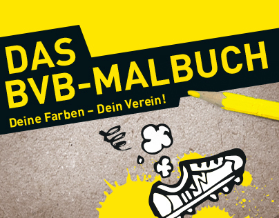 BVB Malbuch