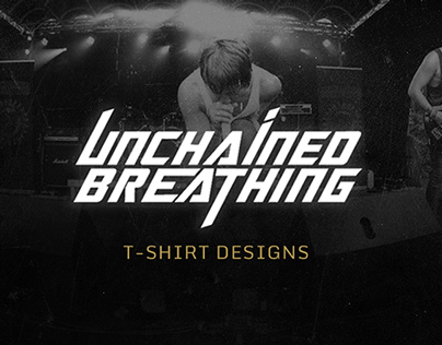 Unchained Breathing - Merch
