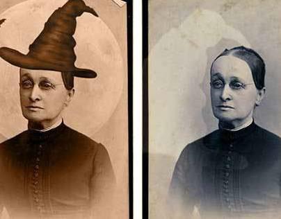 Halloween Photoshop Challenge
