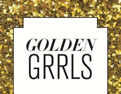 GOLDEN GRRLS, Reel Grrls Gala 2013