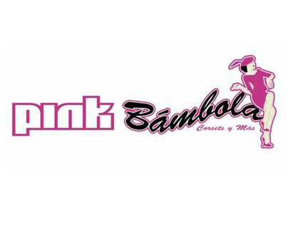 logo to web www.pinkbambola.com by Piker