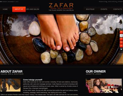 Zafar Web Design