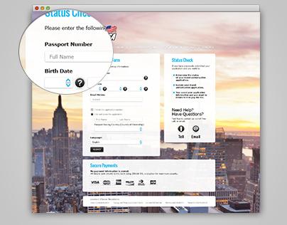 American Visa Site
