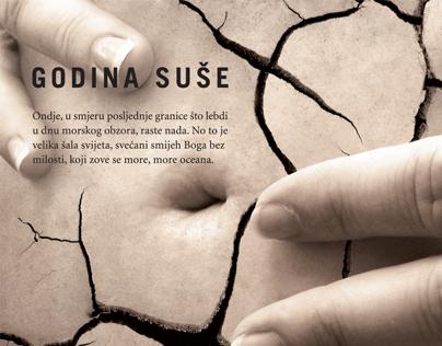 Book Cover:The drought Year / El ano de la seca