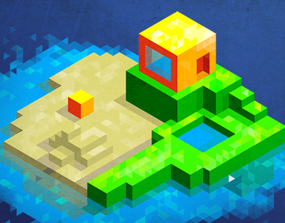 Isometric islands
