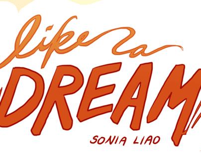 Like a Dream Comic