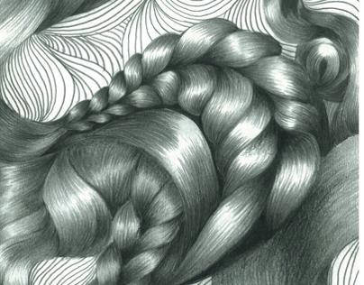 NEONOMORA EP Album Illustrations