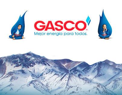 [2013] Gasco - Por un invierno con mejor energía