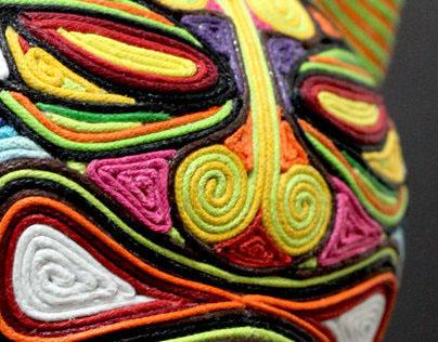 Trikky God - Caracas Art Toys Expo MIAMI