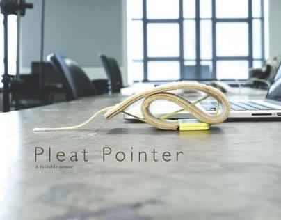 Pleat Pointer