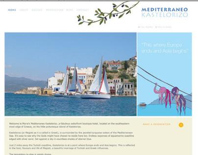 Mediterraneo Kastelorizo Website