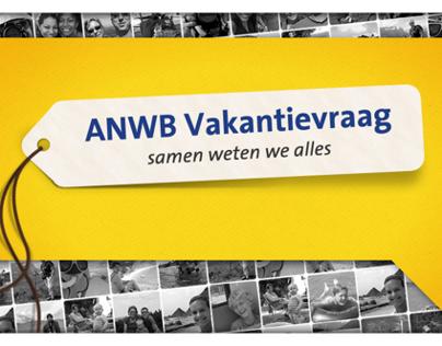 Vakantievraag (Holiday questions) - ANWB