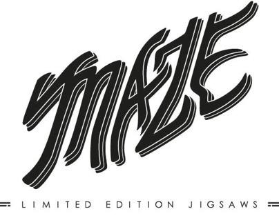 Maze- Limited Edition Jigsaws Logo