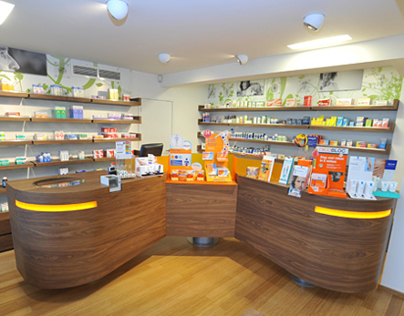 Pharmacy Vitafarma - Belgium