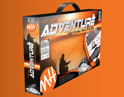 Matt Hayes Adventure Tackle Concept