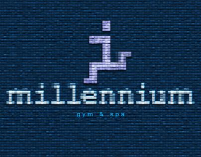 Logo - Millennium Gym & Spa