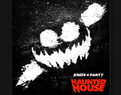Knife Party - Haunted House 2013