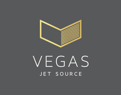 Vegas Jet Source Branding / Identity