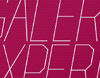 Logo - Galeria Experiência