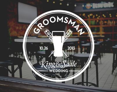 Groomsman Logo