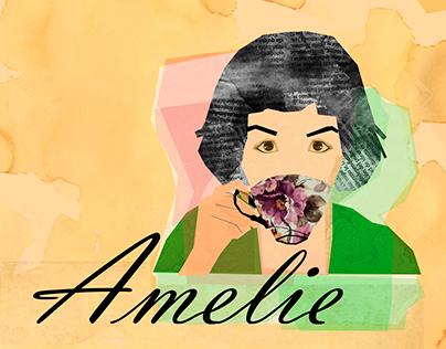 Afiche animado | Amelie