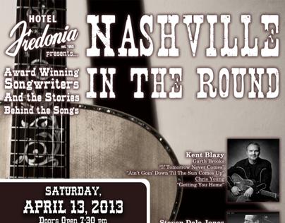 Nashville in the Round Concert
