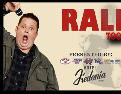 Ralphie May Comedy Show