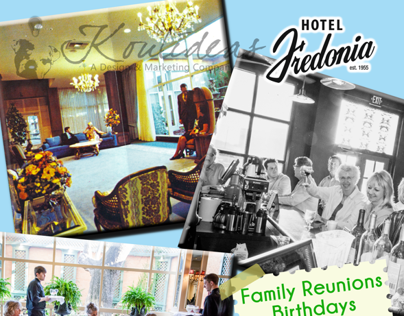 Historic Hotel Milestone Ad