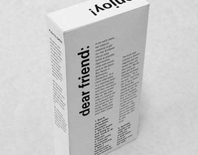Modernist Packaging