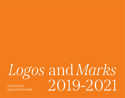 Logos and Marks 2019-2021
