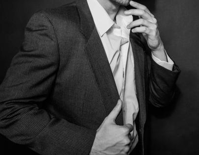 Suit Photography