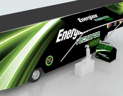 TOUR ENERGIZER RECHARGE