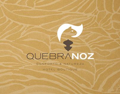 Hotel Boutique Quebra-Noz | Identidade Visual Completa