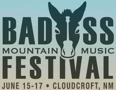Badass Mountain Music Festival 2012