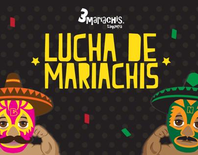 Lucha de Mariachis