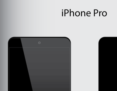 iPhone Pro - Concept Design