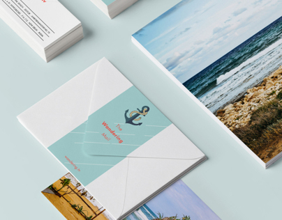 Wandering Tv | Brand and Web Design