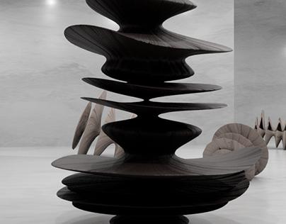 Fluid Sculptures // Artist